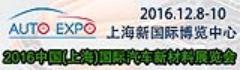 2016中国(上海)国际汽车新材料展览会